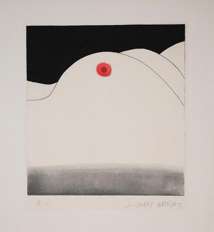 Joan Gardy Artigas (Spanish, b. 1938): Etchings I, 1970-1975