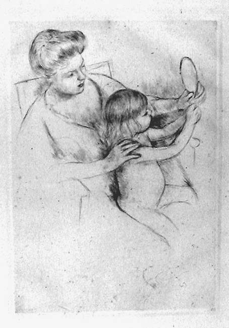 Mother 39 s day for Mary cassatt coloring pages