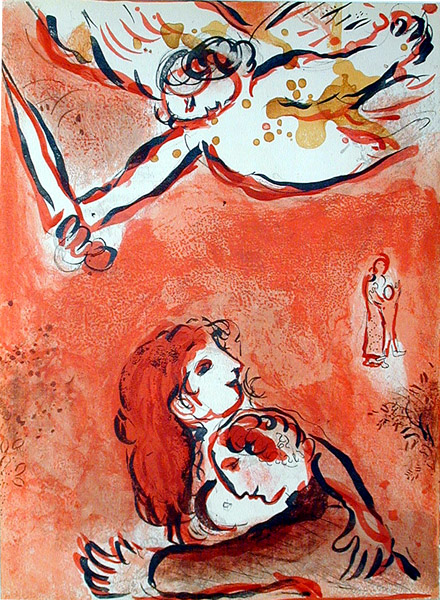 1000+ images about Marc Chagall on Pinterest   Marc ... Chagallbijbel
