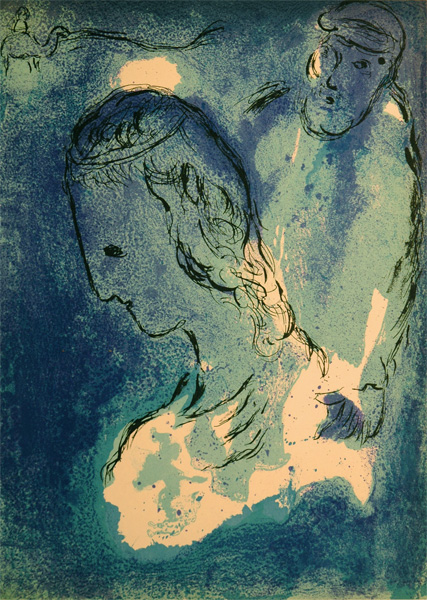 Marc chagall, Chagall paintings and The john on Pinterest Chagallbijbel