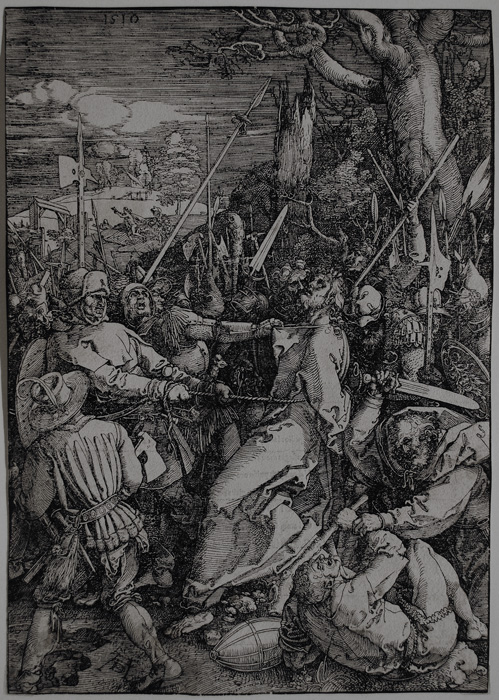 Durer Betrayal of Christ