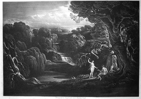 treatment of eve in paradise lost essay Paradise lost by john milton: summary and critical analysis  is right in his treatment of man  adam and eve the purpose of paradise lost.